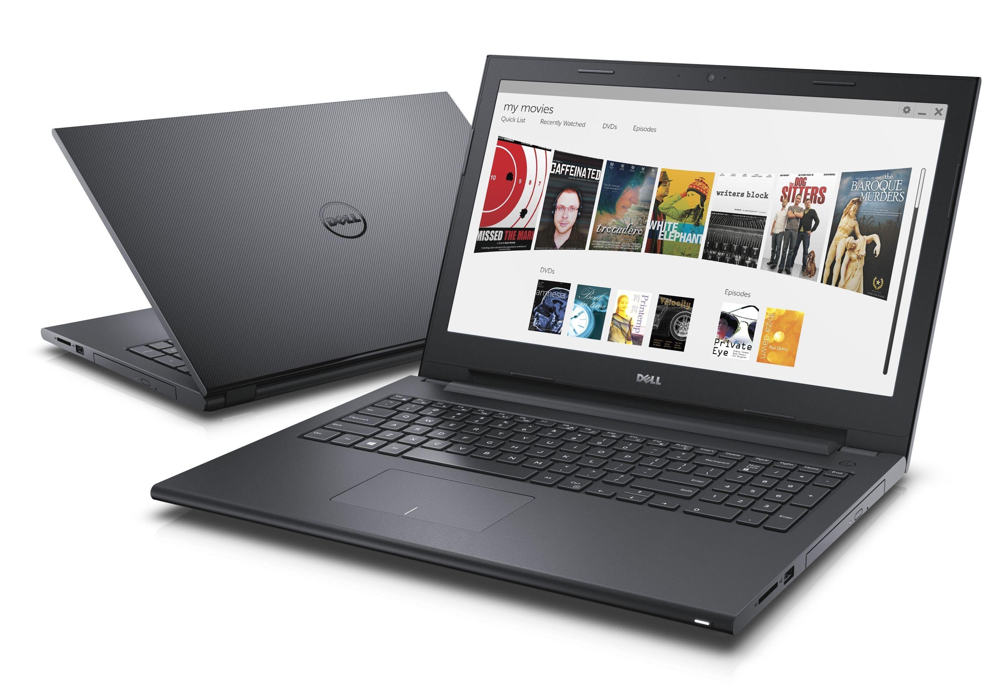 лаптоп Dell inspiron 3542