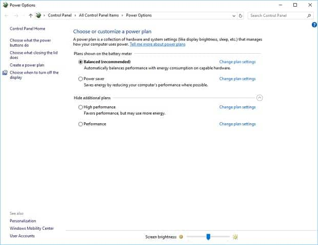 Windows-10-Power-Settings-NonCS-Power-Options