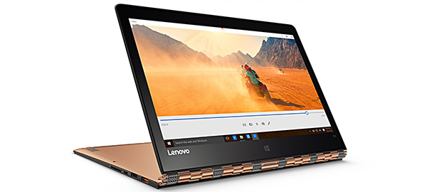lenovo 2in1 laptop tocuh screen