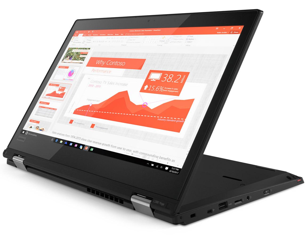 Lenovo-ThinkPad-L380-Yoga-лаптопи 2 в 1
