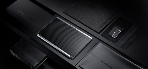 Porsche Design Acer Book RS и Porsche Design Acer Mouse RS